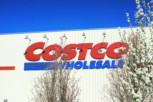 First Responders VIP Event at Costco