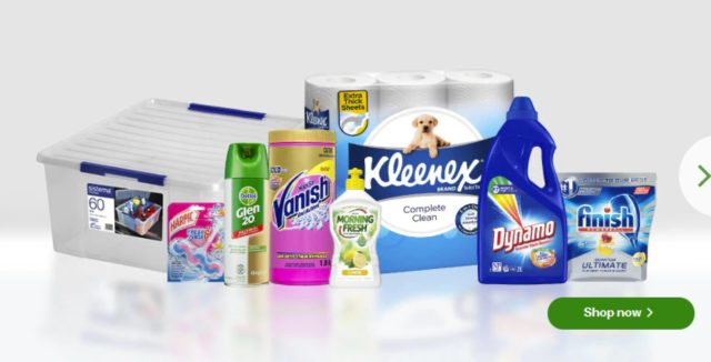 Half Price Cleaning Products
