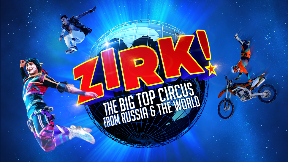 WIN A FAMILY PASS TO ZIRK!