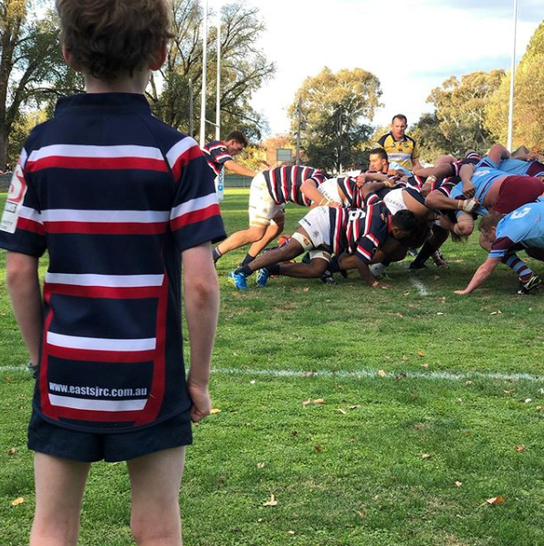 EASTS JUNIORS RUGBY REGISTRATION