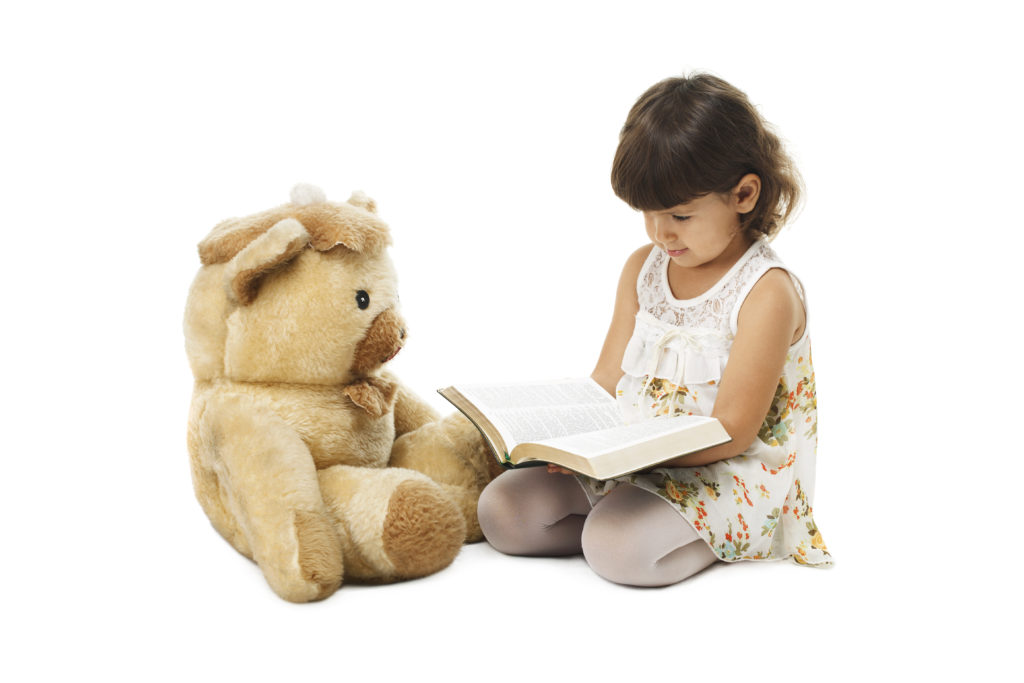 STORY TIME WITH TEDDY
