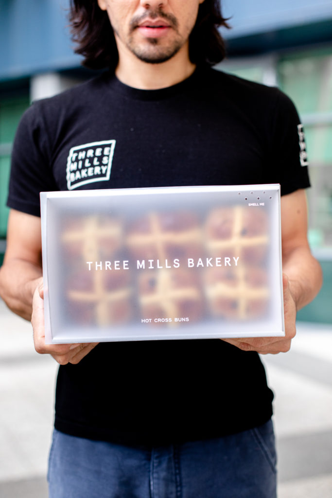 THREE MILLS BAKERY EASTER GIVEAWAY