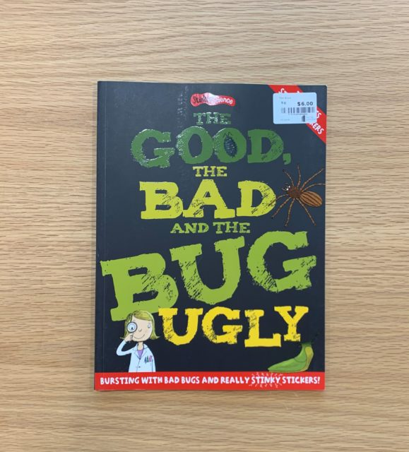 The good the bad and the bug ugly