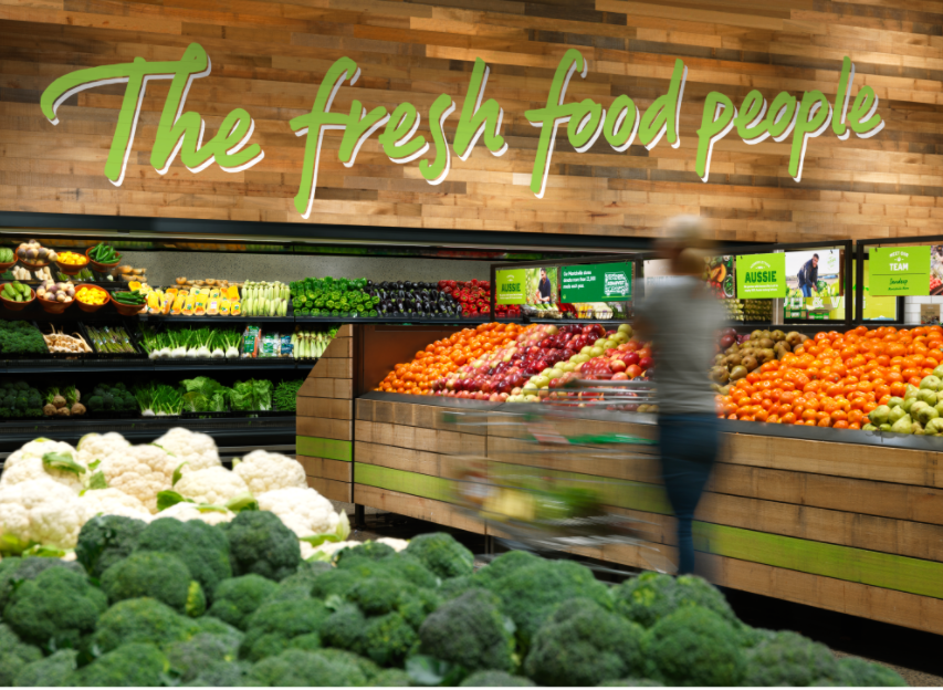 Visit your fresh new look Woolworths today!