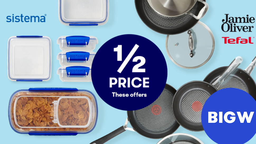 Big Brand Kitchenware Sale