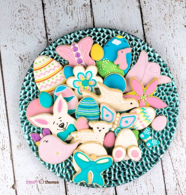 Easter Cookies Decorated (2)v2 ST